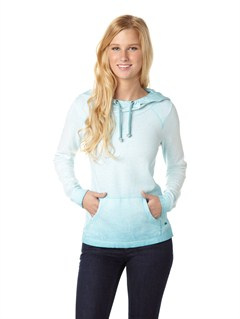 BLK6Glacial 2 Zip Up Hooded Fleece by Roxy - FRT1