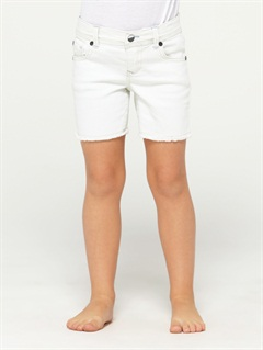 BINGirls 2-6 Blaze Embroidered Shorts by Roxy - FRT1