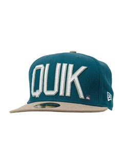 STYPlease Hold Trucker Hat by Quiksilver - FRT1