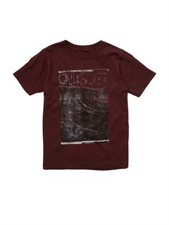 RSS0Boys 2-7 Checkers T-Shirt by Quiksilver - FRT1