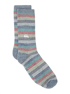 BMC0Legacy Crew Socks 5 Pack by Quiksilver - FRT1