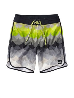 "GPB6AG47 Line Up 20"" Boardshorts by Quiksilver - FRT1"