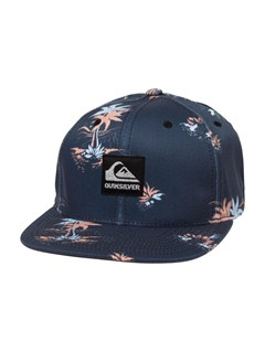 KRP0State of Aloha Hat by Quiksilver - FRT1