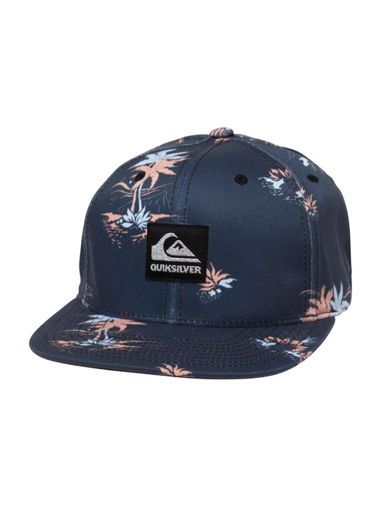 KRP0After Hours Trucker Hat by Quiksilver - FRT1