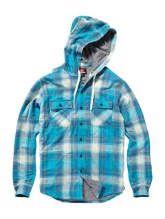 BNC1Meet On Long Sleeve Flannel Shirt by Quiksilver - FRT1