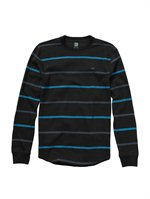 KVJ0Meet On Long Sleeve Flannel Shirt by Quiksilver - FRT1