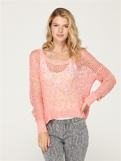 MFE0Good Day Sunshine Sweater by Roxy - FRT1