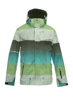 WHTMission  0K Insulated Jacket by Quiksilver - FRT1
