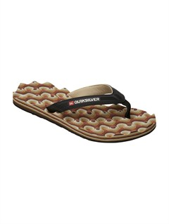 BRNCarver 4 Sandals by Quiksilver - FRT1