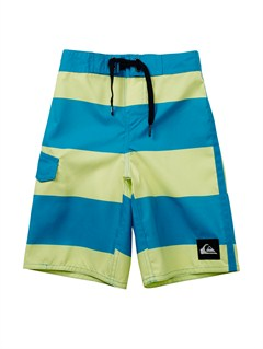 BNY3Boys 2-7 Batter Volley Boardshorts by Quiksilver - FRT1