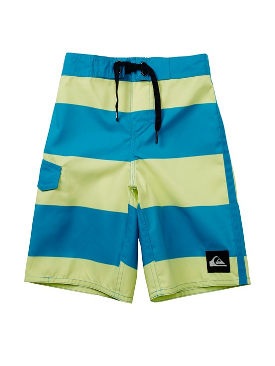 BNY3Boys 2-7 Distortion Slim Pant by Quiksilver - FRT1