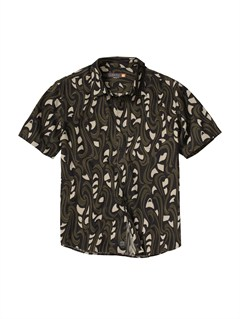 KVJ0Crossed Eyes Short Sleeve Shirt by Quiksilver - FRT1