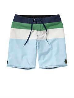 "GPS0AG47 New Wave Bonded  9"" Boardshorts by Quiksilver - FRT1"