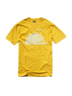 YKC03D Fake Out T-Shirt by Quiksilver - FRT1