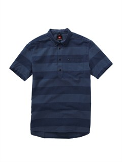 BND0Pirate Island Short Sleeve Shirt by Quiksilver - FRT1