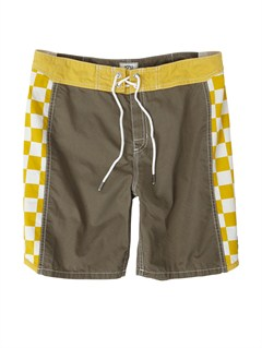 CQP0Custom Scallop  8  Boardshorts by Quiksilver - FRT1