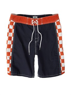 KYJ0Custom Scallop  8  Boardshorts by Quiksilver - FRT1