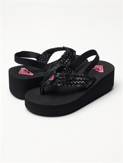 BLKGirls 2-6 Glitz Sandals by Roxy - FRT1
