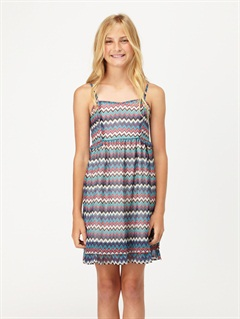 NRSGirls 7- 4 Beach Knoll Dress by Roxy - FRT1