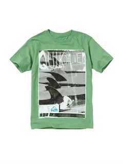 HEGBoys 8- 6 2nd Session T-Shirt by Quiksilver - FRT1
