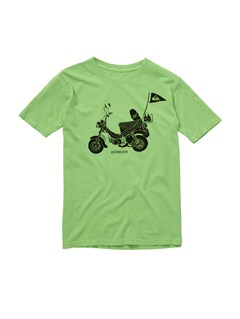 GKQ0Boys 2-7 Adventure T-shirt by Quiksilver - FRT1
