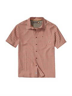 RQS0Crossed Eyes Short Sleeve Shirt by Quiksilver - FRT1
