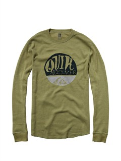 GNR0The Bay Long Sleeve T-Shirt by Quiksilver - FRT1