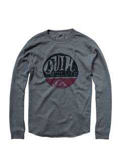 KRD0The Bay Long Sleeve T-Shirt by Quiksilver - FRT1