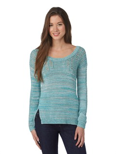 BLK6Surf Rhythm Sweater by Roxy - FRT1