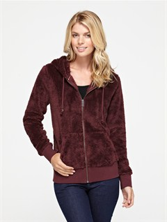RSQ0Glacial 2 Zip Up Hooded Fleece by Roxy - FRT1