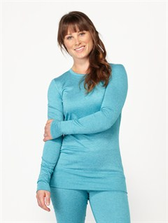 BNZ0Plain Jane  st Layer Top by Roxy - FRT1