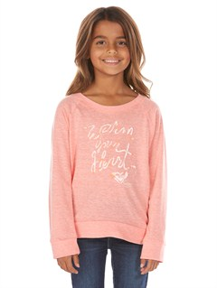 MJJ0Girls 2-6 Block Rocks Harmony Tee by Roxy - FRT1