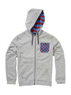 SZNHHartley Zip Hoodie by Quiksilver - FRT1