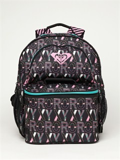 BLKGirls Excursion Mini Backpack by Roxy - FRT1