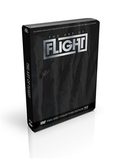 ASTArt of Flight DVD and Blu-Ray Pack by Quiksilver - FRT1