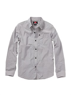 KTA4Boys 8- 6 Engineer Pat Short Sleeve Shirt by Quiksilver - FRT1