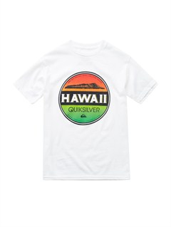 WBB0Boys 8- 6 Gravy All Over T-Shirt by Quiksilver - FRT1