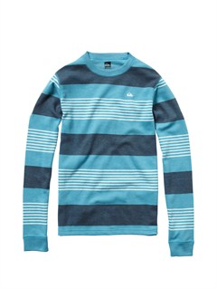 BLK0Boys 2-7 Surf Division Long Sleeve Hooded T-Shirt by Quiksilver - FRT1