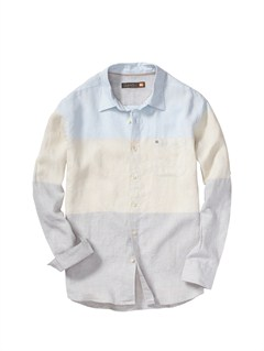 BFG0Men s Quadra Long Sleeve Shirt by Quiksilver - FRT1