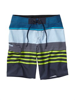 "KTP3Local Performer 2 "" Boardshorts by Quiksilver - FRT1"