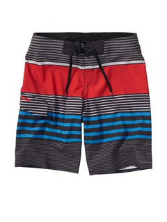 "KVJ3Local Performer 2 "" Boardshorts by Quiksilver - FRT1"