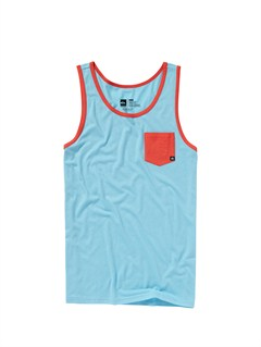 BHR0Cakewalk Slim Fit Tank by Quiksilver - FRT1