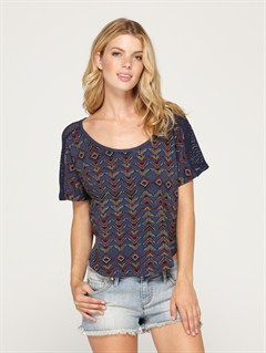 BTN6Gypsy Garden Top by Roxy - FRT1