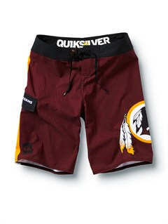 REDNew York Giants NFL 22  Boardshorts by Quiksilver - FRT1