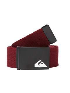 RSS0Boys 8- 6  0th Street Belt by Quiksilver - FRT1