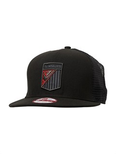 BLKAfter Hours Trucker Hat by Quiksilver - FRT1