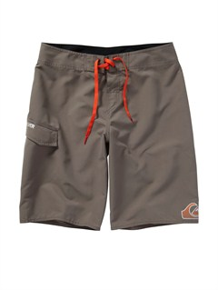 KPC0Boys 8- 6 Kelly Boardshorts by Quiksilver - FRT1