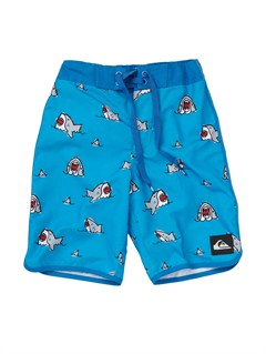 BMJ6Boys 2-7 Batter Volley Boardshorts by Quiksilver - FRT1