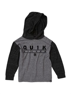 KPF0Boys 2-7 Surf Division Long Sleeve Hooded T-Shirt by Quiksilver - FRT1