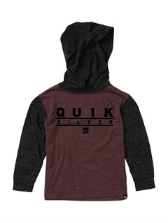 RRY0Boys 2-7 Surf Division Long Sleeve Hooded T-Shirt by Quiksilver - FRT1
